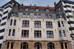历史建筑在科隆,德国 免版税库存图片