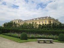 历史建筑在维也纳 免版税库存照片