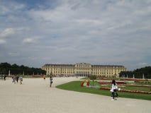 历史建筑在维也纳 库存图片