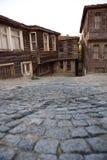 历史房子土耳其 库存图片
