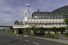 历史楼1863在鹿特丹 库存照片