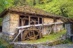历史民族志学复杂Etara,保加利亚 免版税图库摄影