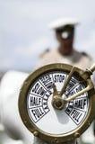 历史汽船莱茵河州长歌德 Foto 免版税图库摄影