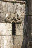历史的亚美尼亚修道院从被找出的10世纪  免版税库存图片