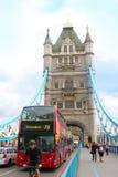 历史的伦敦桥 库存图片
