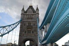 历史的伦敦桥 免版税图库摄影