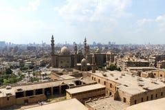 历史的区,开罗 免版税图库摄影