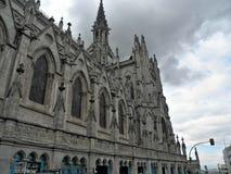 历史的大教堂 库存图片