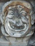 历史的安心头雕塑在南卡罗来纳 免版税图库摄影