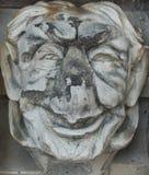 历史的安心头雕塑在南卡罗来纳2 图库摄影