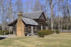 历史的房子 免版税库存图片