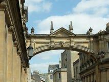 历史的拱道 免版税库存照片