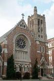历史的教会 免版税库存照片