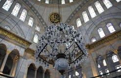 历史的清真寺,伊斯坦布尔 图库摄影