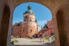 历史的皇家城堡 库存照片
