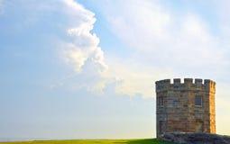 历史的砂岩塔在悉尼, Australai 库存照片