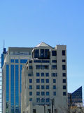 1930历史的艺术装饰大厦 库存照片