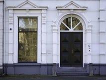 历史的荷兰大厦 免版税库存照片