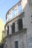 历史的西班牙曲拱 免版税库存图片