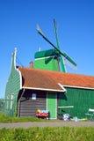 历史的风车 免版税库存照片