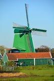 历史的风车 库存照片