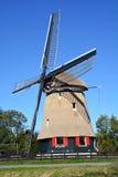 历史的风车 图库摄影