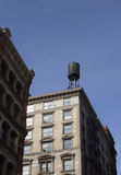 历史的建筑学在纽约 免版税库存图片