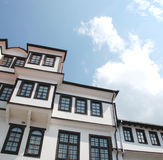 历史的arhitekture在马其顿 库存图片