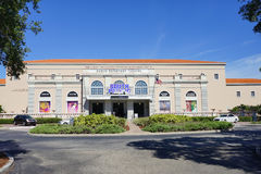 历史的Asolo拥有大量常备剧目的戏院 免版税图库摄影