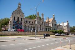 历史的Fremantle艺术中心 图库摄影