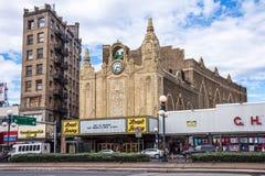 历史的Loews剧院 库存照片