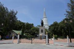 历史纪念碑叫Donchedi 免版税库存图片