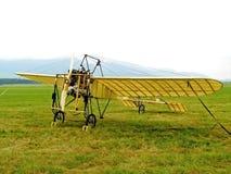 历史航空器详细观看 图库摄影
