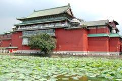 历史记录博物馆台湾 库存照片