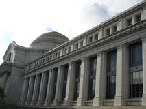 历史记录博物馆自然史密松宁 免版税库存照片