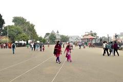 历史里奇, A地标在喜马偕尔邦 库存图片