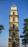 历史钟楼 免版税库存图片