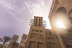 历史阿拉伯大厦 库存图片