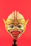 历史猴子妖怪的面孔 免版税库存图片