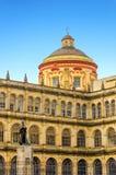 历史建筑在波哥大 免版税库存照片