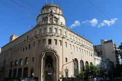 历史建筑在科多巴阿根廷 库存照片