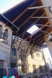 历史建筑老开罗,埃及 库存照片