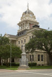 历史建筑贝尔县法院大楼 图库摄影
