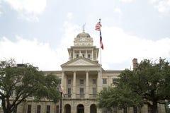 历史建筑贝尔县法院大楼 库存图片