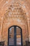 历史Ishak巴夏宫殿土耳其 图库摄影