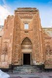 历史Ishak巴夏宫殿土耳其 库存照片
