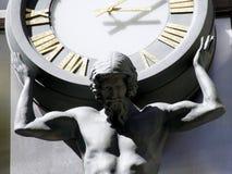 压时间 免版税库存图片