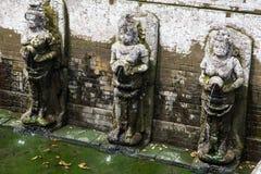 巴厘岛印度尼西亚批次tanah寺庙 库存图片