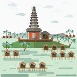 巴厘岛印度尼西亚 免版税图库摄影