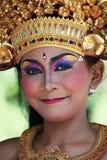 巴厘岛女孩 库存图片